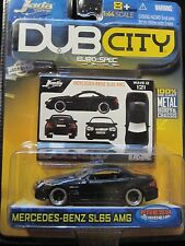 Mercedes-Benz Sl65 Amg (Black) Dub City Euro-spec By Jada