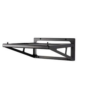 REGA Wandhalterung Wallmount f. Plattenspieler SCHWARZ Aluminium f. Planar 1 2 3