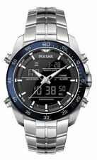 Pulsar Wristwatches with 12-Hour Dial