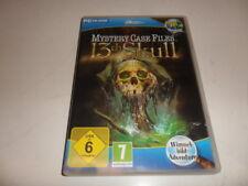 PC  Mystery Case Files: 13th Skull