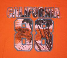 New listing California Surf Beach Souvenir vintage 1988 t shirt L 50/50 skate 08082019