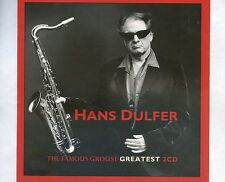 CD HANS DULFER the famous grouse greatest ex 2011 2 CD