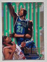 1995-96 Fleer Ultra #274 Kevin Garnett - Rookie Card Very Good - Timberwolves
