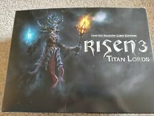 Risen 3 Limited Shadow Lord Collector Edition mit Figur