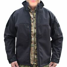 Airsoft Emerson Rangers Reload Softshell Operators Jacket Black Large Uk