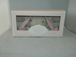 Pottery Barn Kids Easter Linen Bunny Tea Set Lets Play! Set New Retired