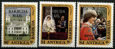 Barbuda 1982 SG#632-4 Royal Baby MNH Set #D42330