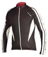 Endura FS260-Pro Roubaix Jersey Jacket - Black - 2XL - Bled Colours