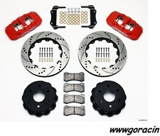 Wilwood AERO4 Rear Big Brake Kit Fits Cadillac Escalade-Silverado-Suburban,02-16