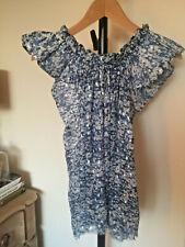 Isabel Marant Etoile Blouse Top Shirt Tunic Cover Up