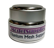 Antiaging Titanium Mesh Support w/ Stem Cells Syn~Coll DMAE MSM Vitamin C 1 oz