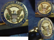 new pair United states Securities and Exchange Commission  cufflinks