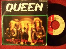 Queen - Crazy little thing called love / We will rock you    orig.  45