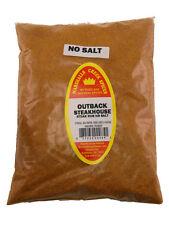 OUTBACK STEAKHOUSE STEAK SEASONING NO SALT - REFILL