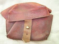 Russian WW2 SVT leather pouch. RARE!  Mint!