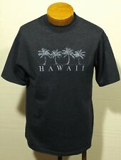 vintage UNWORN men's 80s HAWAII striped t-shirt surfer surfing skateboard LARGE