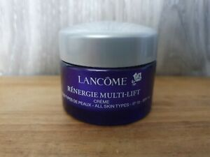 Lancome Renergie Multi Lift Day Cream - All Skin Types 15ml