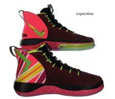 "Nike Men's ""Alphadunk"" Multicolor Basketball Shoes Multiple Size New"