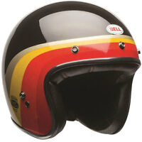 Bell Custom 500 SE Chemical Candy Black / Gold Motorcycle Helmet | All Sizes