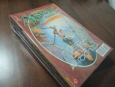 MAGIC L'ADUNANZA PLAY PRESS SERIE COMPLETA 1 - 12 FANTASY MAGAZINE