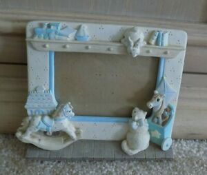 Burnes Baby Boy Picture Frame