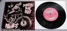 "The Revillos - Motor Bike Beat UK 1980 Snatzo 7"" Single P/S"