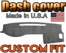fits 2005-2015  TOYOTA TACOMA  DASH COVER MAT DASHBOARD PAD /  CHARCOAL GREY