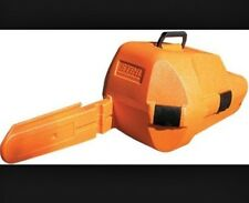 """STIHL HARDCOVER PROTECTIVE CHAINSAW CARRYCASE. All Models Up To MS381 20"""" Bars"""