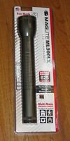 3rd GENERATION MAGLITE 3-D LED MATTE GREEN Maglight 625 LUMENS TACTICAL GRIP
