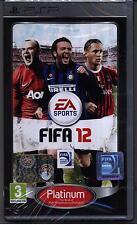 PSP - FIFA 12 - PLATINUM - NUOVO PAL ITA