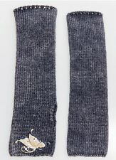 ELISA CAVALETTI fingerlose Handschuhe/Handwarmers Profondità Koll. HW17/18 WOLLE