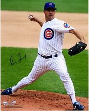 """Greg Maddux Chicago Cubs Autographed 16"""" x 20"""" Pitching Photograph"""