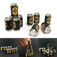 10Pcs Mini Beer Bottle Cans DIY Miniature Dollhouse Model Beach Game Food Toy AU