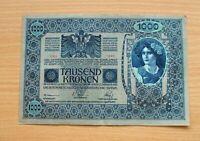 AUSTRIA 1000 KRONEN 1902 *fw 055