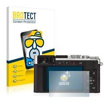 2x Film Protection Mat pour Leica D-Lux 7 Protecteur Ecran