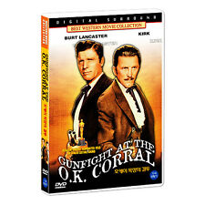 Gunfight at the O.K. Corral (1957) DVD - Burt Lancaster (*NEW *All Region)