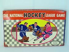 The National Hockey League Game 1957 Copp Clark 100% Complete EUC Board Rare