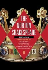 The Norton Shakespeare Histories Walter Cohen 3rd Edition NEW Book