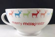 Rare Merry MAXXinista Mug Large Soup Cup (10 Strawberry Street )