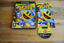 Jeu PAC-MAN WORLD 3 sur Nintendo Game Cube PAL version FR Remis à neuf