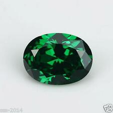 Unheated 5.75 Cts Natural Mined 9x11mm Sri-Lanka Emerald Oval Cut VVS Gem