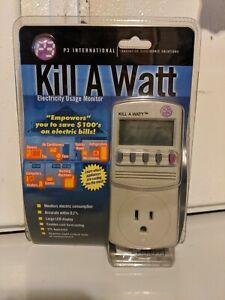 P3 International P4400 Kill A Watt Electricity Usage Monitor