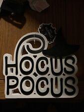Target Bullseye Halloween Hocus Pocus Sign. NEW