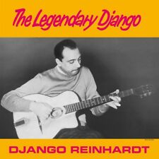 Django Reinhardt - The Legendary Django NEW SEALED 180g LP w/ exclusive gatefold