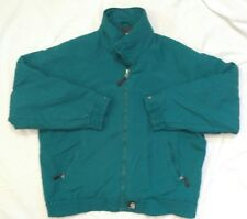 Vintage Carhartt Lined Green Jacket Size ?XL