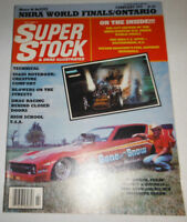 Super Stock Magazine SS & DI Notebook February 1978 080714R