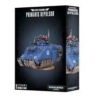 Space Marines Primaris Repulsor Games Workshop 40k Panzer Tank Transport Marine