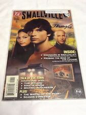 Smallville #1 DF 240/2000 Signed By Leon  (SDF0014)