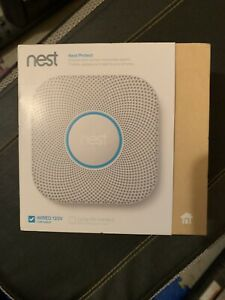 nest protect smoke carbon monoxide alarm wired Box Only
