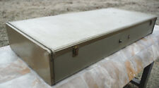 Super Sturdy Steel Storage Products Vintage Case ~ Possible Gun Locker
